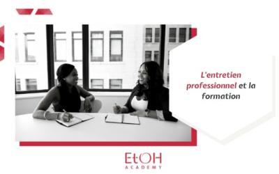 L'entretien professionnel et la formation