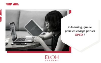 E-learning, quelle prise en charge par les OPCO ?