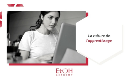 La culture de l'apprentissage